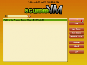 User Manual/Playing a game with ScummVM - ScummVM :: Wiki